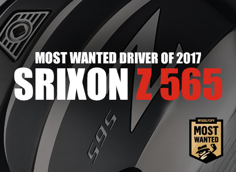 Most Wanted Driver of 2017, Srixon Z565
