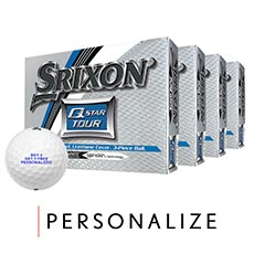 Q-STAR TOUR GOLF BALLS - BUY 3 GET 1 FREE,{$variationvalue},{$viewtype}
