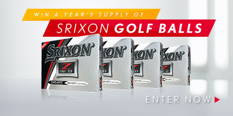 Srixon monthyly giveaway