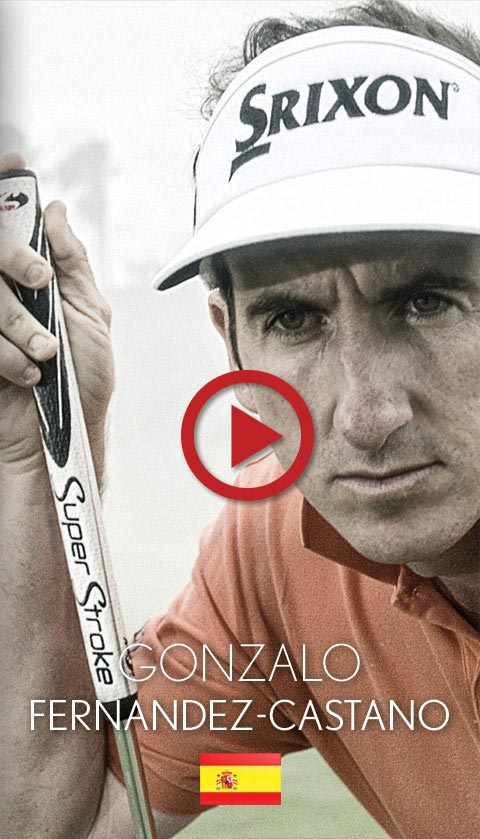 Srixon Journey To Better - Gonzalo Fernandez-Castano