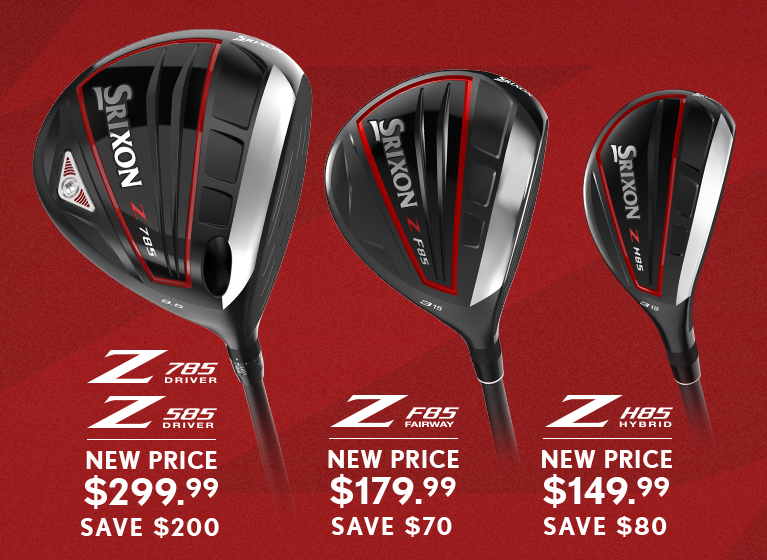 Z Series Woods Price Drop