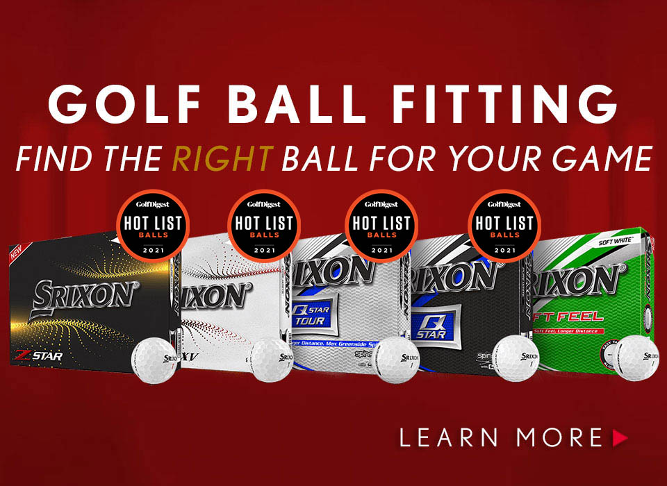 Golf Ball Fitting