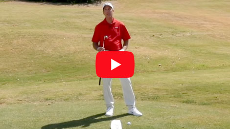 Srixon Golf Tips w/Mike Bender | Improve Your Short Iron Game