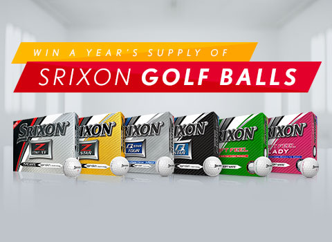 7c1034179bbc Enter To Win A Year s Supply of Srixon Golf Balls