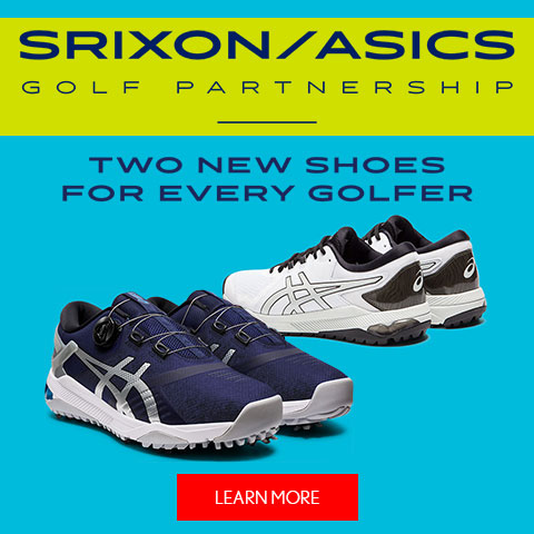 Srixon Asics Golf Shoes