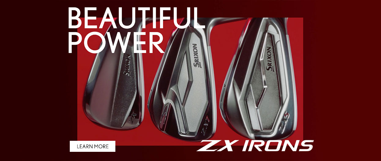 Explore Z Series Irons