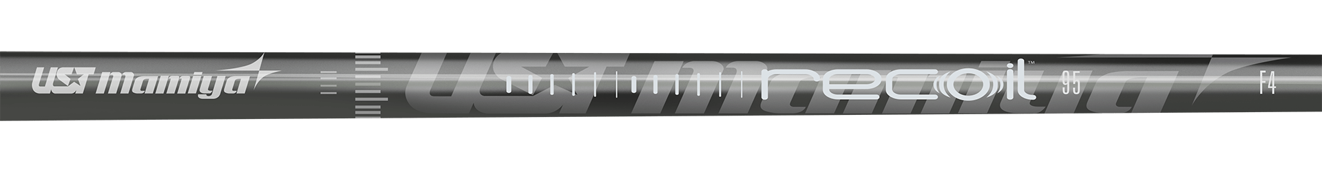 UST Mamiya Recoil 95 Graphite Iron Shaft