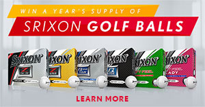 Srixon Monthly Giveaway