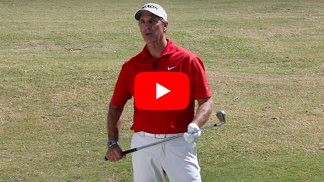 Srixon Golf Tips w/Mike Bender | Hit More Consistent Iron Shots
