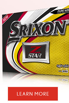 Z-STAR SERIES GOLF BALLS