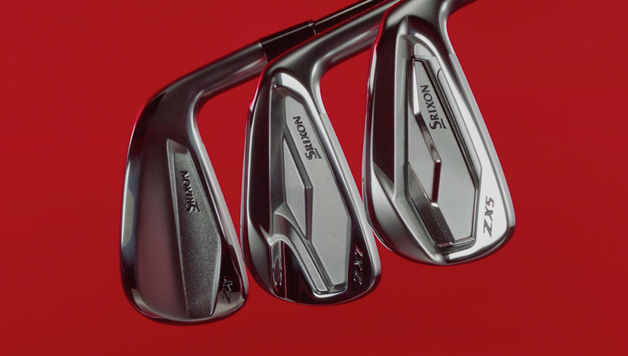ZX Series Irons