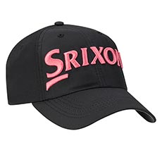 UNSTRUCTURED CAP,Black / Pink