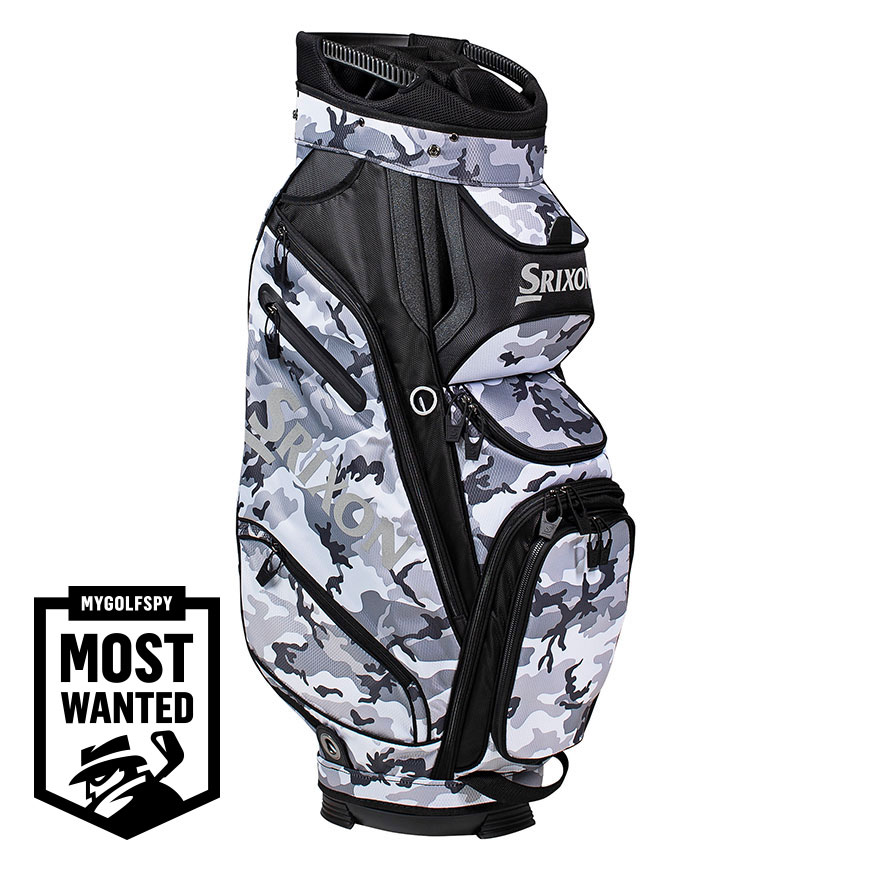 Z CART BAG,White/Camo