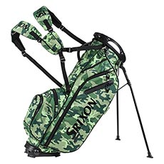 Z Stand Bag,Bright Green Camouflage
