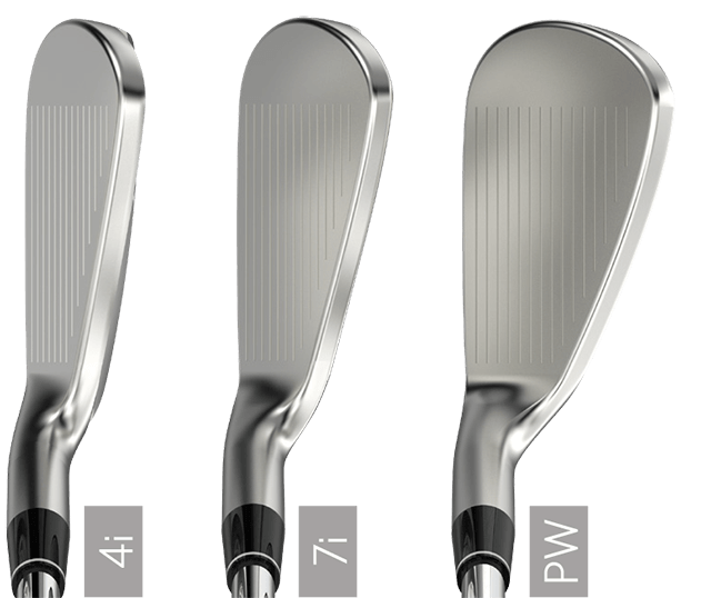 ZX5 Irons Address