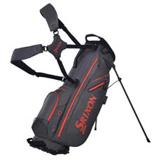 ULTRA LIGHT STAND BAG,Grey/Orange-Red