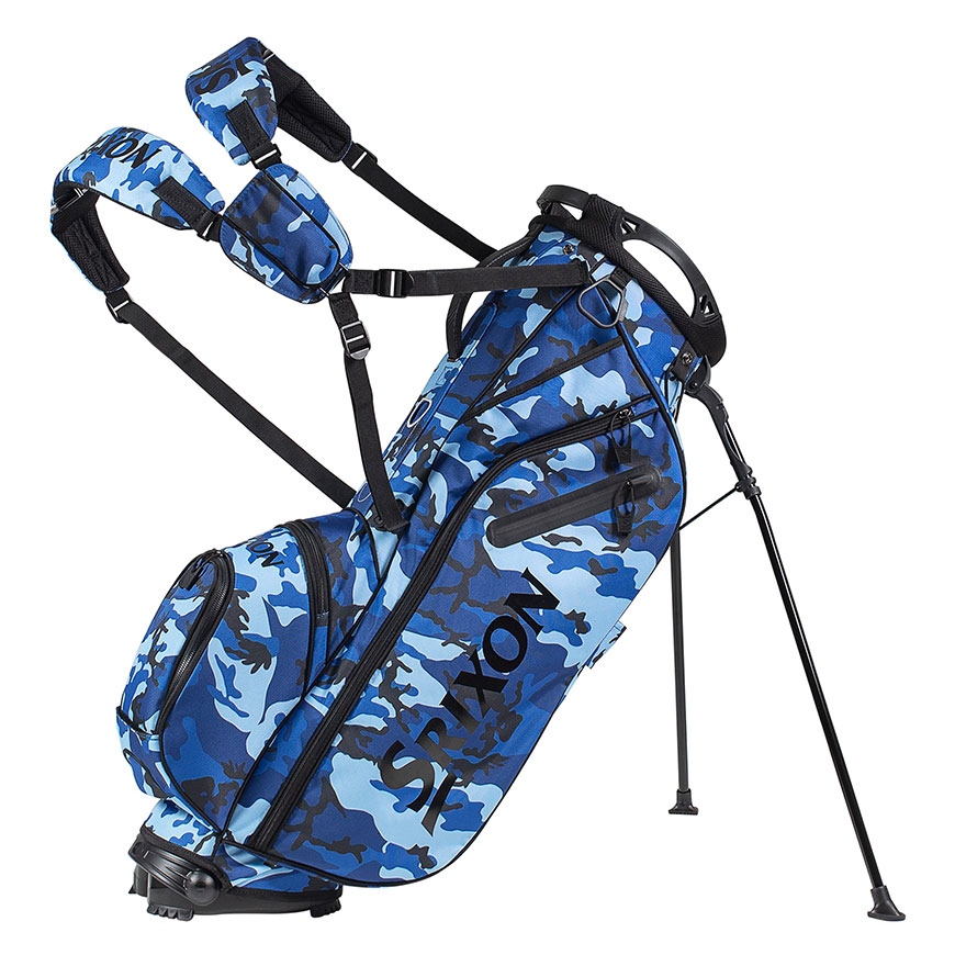 Z85 Stand Bag,Blue Camouflage