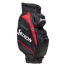 Z CART BAG,Black/Red