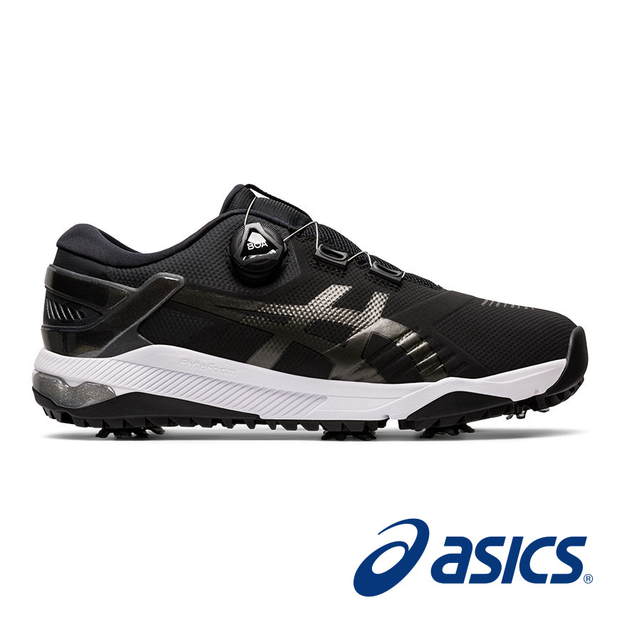 ASICS GEL-COURSE Duo BOA,Black/Gunmetal