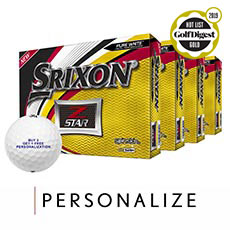 Z-STAR GOLF BALLS - BUY 3 GET 1 FREE,Pure White