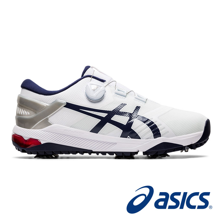 ASICS GEL-COURSE Duo BOA,White/Peacoat