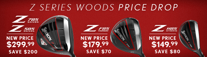 Price Drop on Z Series Woods
