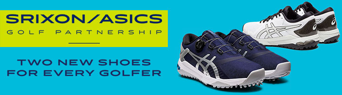 Asics Mens Golf Shoes